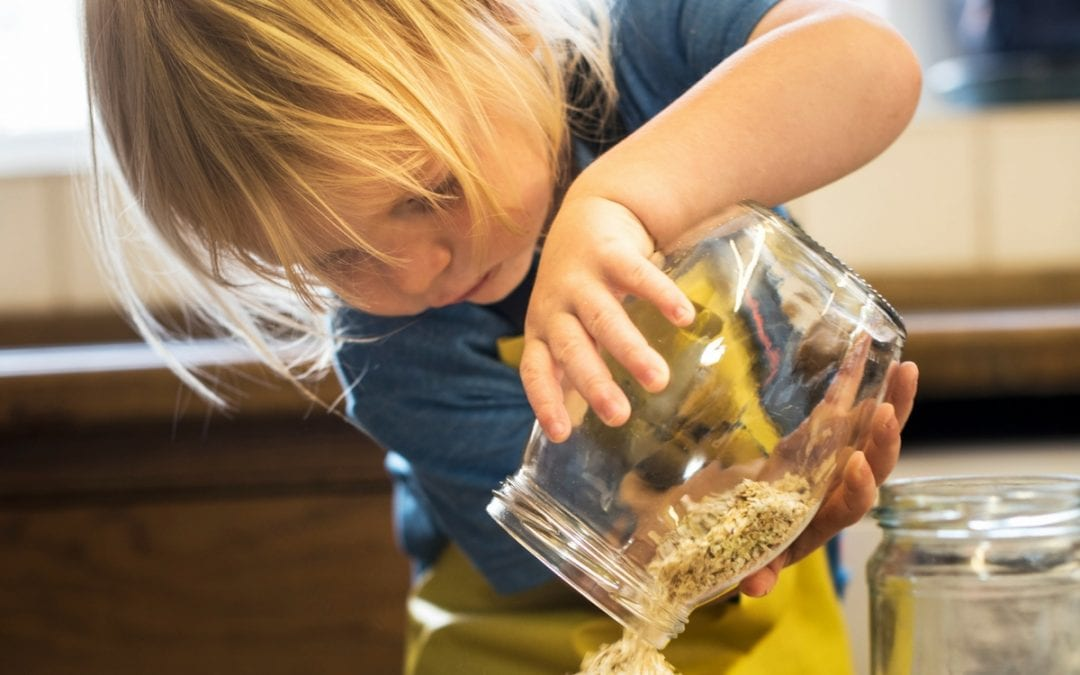 A Nut-Free Granola – My Kid Didn't Hate Eating