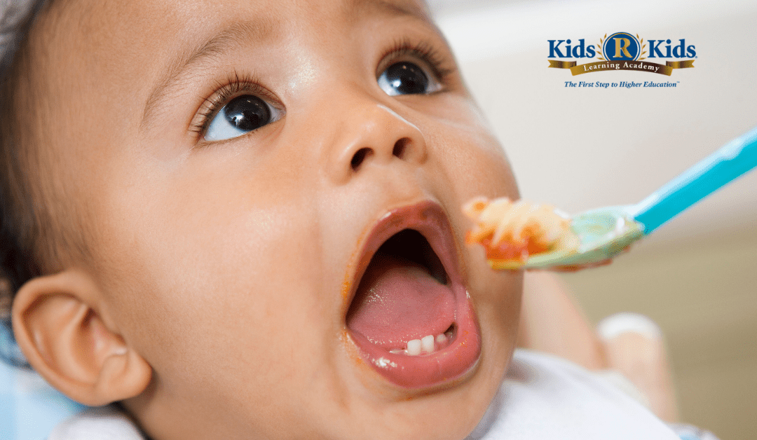 What are the signs your baby is ready for solid food?
